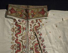 Skjorte - Norsk Folkemuseum / DigitaltMuseum Beige, Craft, Collection, Creative Crafts, Basteln, Handmade, Needlework, Crafting, Diy Crafts