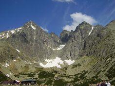Slovakia, High Tatras - Lomnický Peak