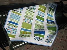 sliced coins quilt along tutorial