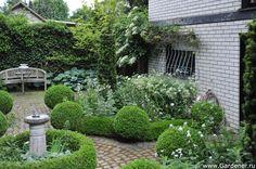 Mattison Thompson Garten   Ландшафтный дизайн садов и парков