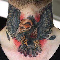 Crispy Lennox @ Third Eye Tattoo (Melbourne, Australia)