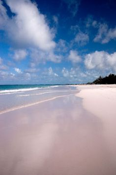 Pink Beach, Harbor Island, Bahamas...One of the most beautiful places I have ever been to.