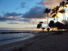 Ewa Beach, Hawaii... One of the places I've called home.