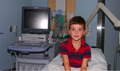 IMAGE GENTLY AND ULTRASOUND      One size does not fit all...     When we image patients, radiation matters!      Let's image gently® by:   Using Ultrasound when possible.  No radiation is used for Ultrasound exams.  Using Ultrasound is a real opportunity to lower radiation dose in the imaging of children.