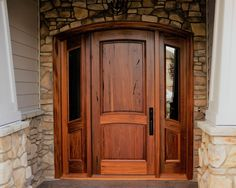Rustic Medieval Walnut, Hand-Crafted, Custom-Woodworking Modern Entrance Door, Modern Front Door, Modern Entryway, Grand Entrance, Entrance Doors, Arched Doors, Pivot Doors, Main Door Design, Front Door Design