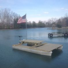 1000 Images About Pontoon Picnic Table On Pinterest
