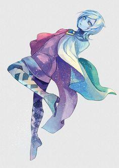 Fi, Skyward Sword, drawn by shaingtao