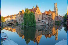 #Brujas #Belgica #Viajacompara
