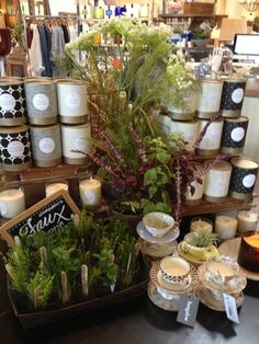 1000 Images About Candle Displays On Pinterest Candle Store Candles And Display