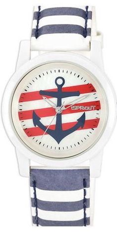 Nautical watch ✿⊱╮