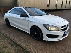 Mercedes Benz CLA 220 CDI AMG Sport Auto  #RePin by AT Social Media Marketing - Pinterest Marketing Specialists ATSocialMedia.co.uk