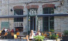 Tallinna elää! Tässä 8 kiinnostavaa putiikkia, ravintolaa ja tilaa, joista saa ideoita ja elämyksiä.