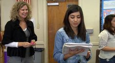 The Stand-Up Game: A Classroom Strategy. this short video gives a great tip on working with less than motivated teens. Great for middle and high school (and maybe even staff meetings!!) Watch at: https://www.teachingchannel.org/videos/stand-up-game