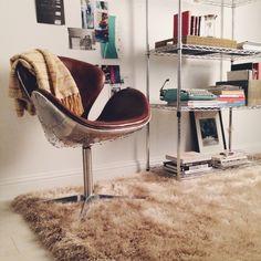 Mid century chair | Shaun Bailey | VSCO