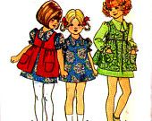 Childs Vintage UNCUT Western Wear Costume Pattern Vest Shirt Pants & Skirt Sz 7 Simplicity 5332. $6.75, via Etsy.