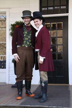 Josh and Brent, what neat men!