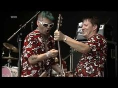 ▶ Me First And The Gimme Gimmes - Area 4 Festival, Germany 19-08-2013 FULL CONCERT - YouTube
