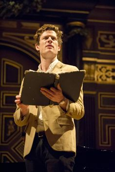 James Norton reading F. Scott Fitzgerald