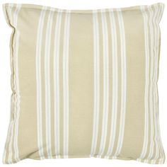One Of A Kind Accent Pillow Cover (Beige ) (T03436)