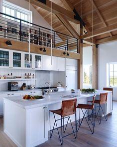 Ashe + Leandro Martha's Vineyard House @bjornwallander @archdigest