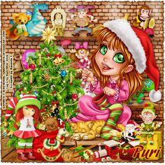 "MI RINCÓN GÓTICO: CT DANIELA E, ""Tinker with Santa Claus"""