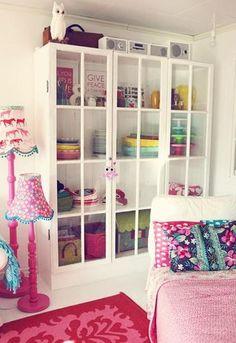 Chambre de fille bohème. Source : http://tispsytessie.blogspot.com/