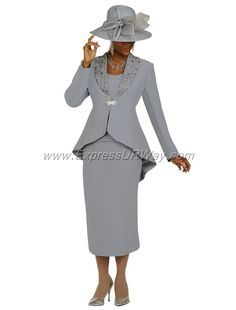 Ladies Suits by Nubiano - Fall 2014 - www.ExpressURWay.com - Ladies Suits, Womens Suits, Church Suits, Nubiano, Fall 2014, Suits for Church, Church Suits, Womens Church Suits