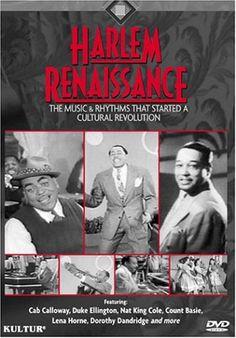 Harlem Renaissance / Fats Waller, Duke Ellington, Count Basie, Nat King Cole Kulter http://www.amazon.com/dp/B000294SIY/ref=cm_sw_r_pi_dp_K4Udvb1XNZX6X
