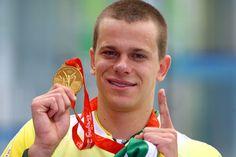 Cielo tem tudo para conquistar o bi olímpico nos 50 m livre; já nos 100 m, a situação dele é mais complicada (Foto: Getty Images)