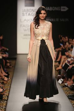DAY 5 - Ridhi Mehra at Lakme Fashion Week 2014
