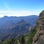 Roque nublo – skala v oblakoch