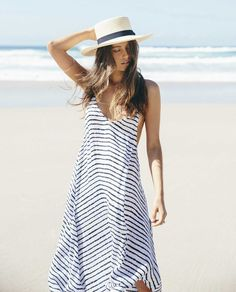 Marho Cloud Nine Maxi Dress || Shop Online www.sunkissedthecollective.com || #marho #maxidress #dress #bohodress #beachdress