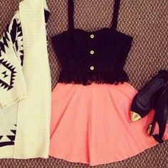 Bright and tribal