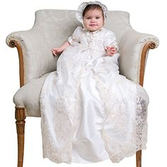 Baptism gown Baptisms and Little gentleman on Pinterest