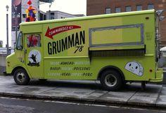 Food Trucks of Montreal