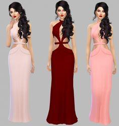 Karlie Dress at Simply Simming • Sims 4 Updates