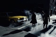Ernst Haas Photography - mashKULTUREthe lighting and angle create an dark dramatic atmosphere and this photo makes your eye travel  down the path