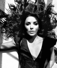 Eva Longoria by Greg Lotus for Haute Living July 2011