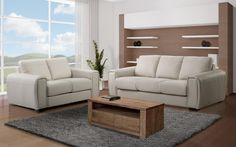 Sofa Sienna - Transitional Style - Jaymar Collection