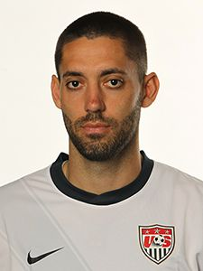 Clint Dempsey-an American soccer player who plays for Seattle Sounders FC in Major League Soccer and is the captain of the United States national team.
