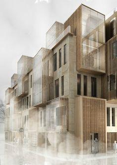 Courtesy of United Riga Architects