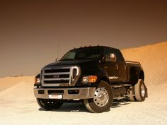 Ford F650 By Mobsteel