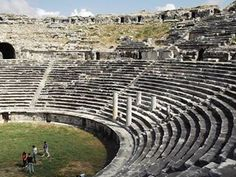 Miletus!! Old theatre :)