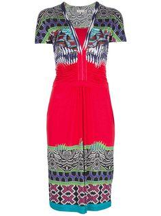 Etro 'Kimono' Jersey Dress