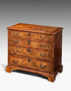 Antique Furniture Chests Of Drawers Contemplative Antique Queen Anne Style Walnut Chest .