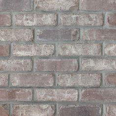 Old Mill Brick Rushmore Brickweb Thin Brick Flats-BW-37003CS - The Home Depot