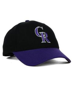 huge selection of 3be03 1016a ... where to buy 47 brand colorado rockies mvp curved cap black purple  adjustable. 3cb7a 5d012