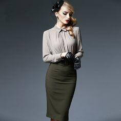 Shirt $124.66 & Skirt GGO-039 $114.31 GGO-039 , Click photo for shopping guide and discount