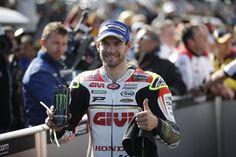 """MotoGP - Cal Crutchlow: """"Já não podem dizer que não consigo vencer com a pista seca"""""""