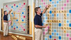If you suck at Scrabble as much as I do, the prospect of putting your epic three-letter creations on display with this massive 49-square foot board isn't that appealing. Nor is paying $12,000 just to embarrass yourself.